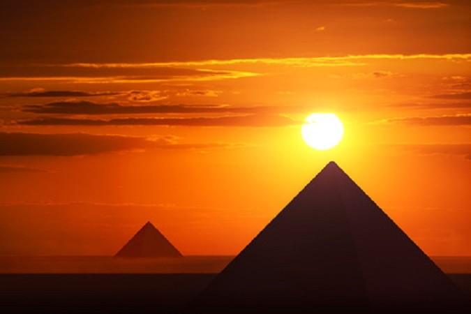The Pyramids (KS2)