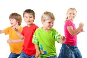 Child-Centred Learning for KS1&2 Dance
