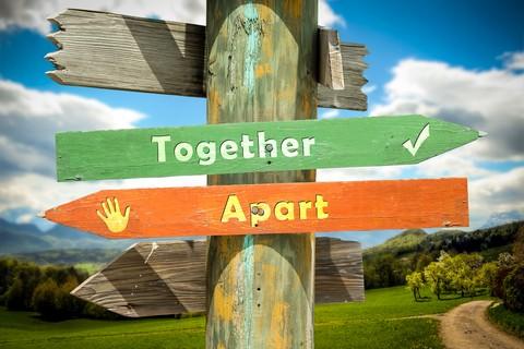 Apart but Together KS1 & 2 Free Taster lesson