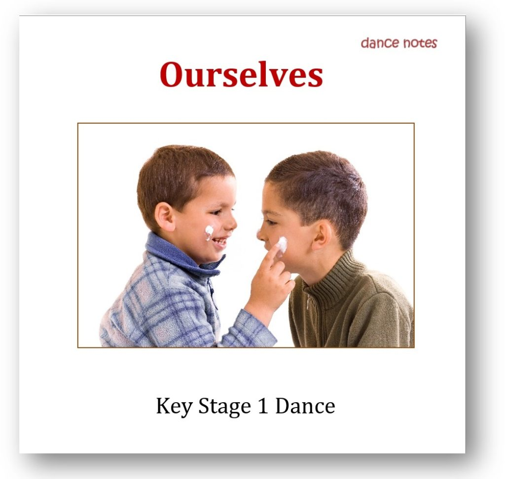 Dance Notes licence-holder CD example